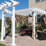 Decorative Pergola