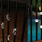 Decorative Railing Lights