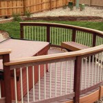 DIY Decks Circular Railing