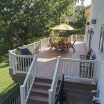 new two story wolf deck
