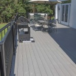 outdoor vinyl deck