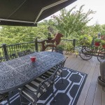 faux wooden deck in gladwyne pa