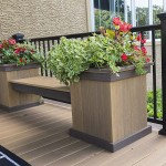 deck flower box
