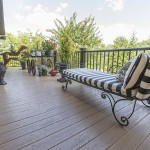 small outdoor wolf deck in montgomery county