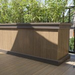 clubhouse deck planter box