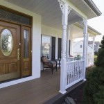 new clubhouse deck porch