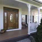 clubhouse deck porch in glenmoore pa