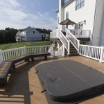 detached clubhouse deck in glenmoore pa