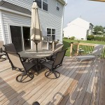 [atio furniture on wooden deck in chester county