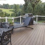 brown clubhouse deck