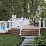 fully furnished two story wolf deck