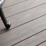 close up of rosewood wolf quality decking