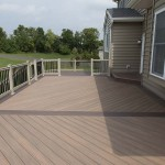 wolf decking material on residential decks