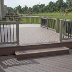 wolf deck step up to wolf deck patio