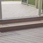 small deck step on wolf deck