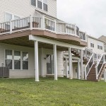 two story wolf deck in chester county