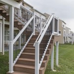 wolf deck staircase