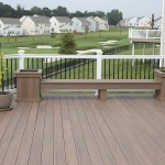 deck double lincoln bench